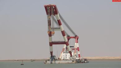 Photo of موانئ العراق الانقاذ البحري يواصل عمله بانتشال الغارق ( صالحية ) ويتمكن من تمرير احزمة الربط تحت الماء