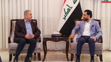 Photo of رئيس مجلس النواب يستقبل رئيس جهاز الأمن الوطني
