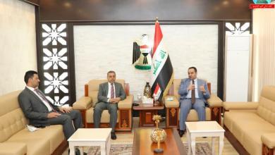 Photo of وزير التجارة …يبحث مع محافظ بغداد وضع البطاقة التموينية والخدمات المقدمة للمواطنين