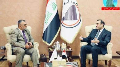 Photo of وزير التخطيط يبحث مع رئيس مجلس الخدمة الاتحادي خطة عمل المجلس للعام المقبل