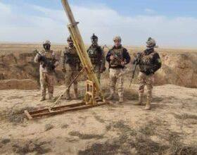 Photo of الاستخبارات العسكرية تستولي على منصة لاطلاق الصواريخ في الشرقاط
