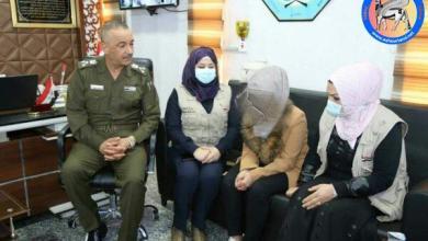 Photo of الشرطة المجتمعية تعيد فتاة هاربة بعمر ١٤ عاما الى ذويها