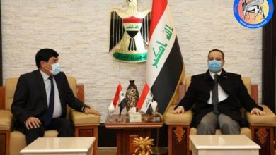 Photo of وزير التجارة يبحث مع السفير السوري تطوير العلاقات الاقتصادية والتجارية بين البلدين
