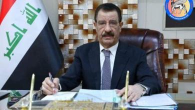 Photo of وزير الزراعة يهنئ الشرطة العراقية لمناسبة ذكرى تأسيسها في التاسع من كانون الثاني
