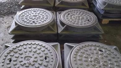 Photo of الشركة العامة للصناعات الفولاذية تجهز أمانة بغداد بانتاجها من مشبكات تصريف المياه