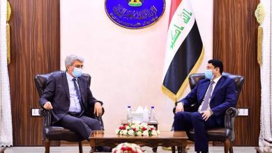 Photo of الأمين العام لمجلس الوزراء يبحث مع السفير الفرنسي المشاريع الفرنسية في العراق