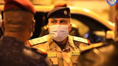Photo of قائد عمليات بغداد: يوجه كافة القعطات العسكرية بتعفير مناطق وشوارع العاصمة