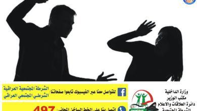 Photo of الشرطة المجتمعية تنقذ زوجة من تعنيف زوجها