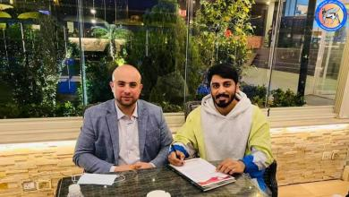 Photo of رسمياً … اللاعب سيف سلمان ينضم للأحمر الديواني