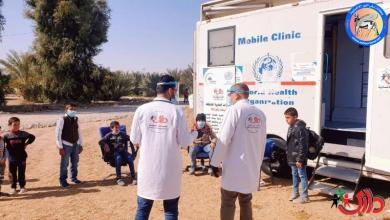 Photo of منظمة داري تعاين وتعالج لـ(115229) مواطنا خلال كانون الثاني 2021