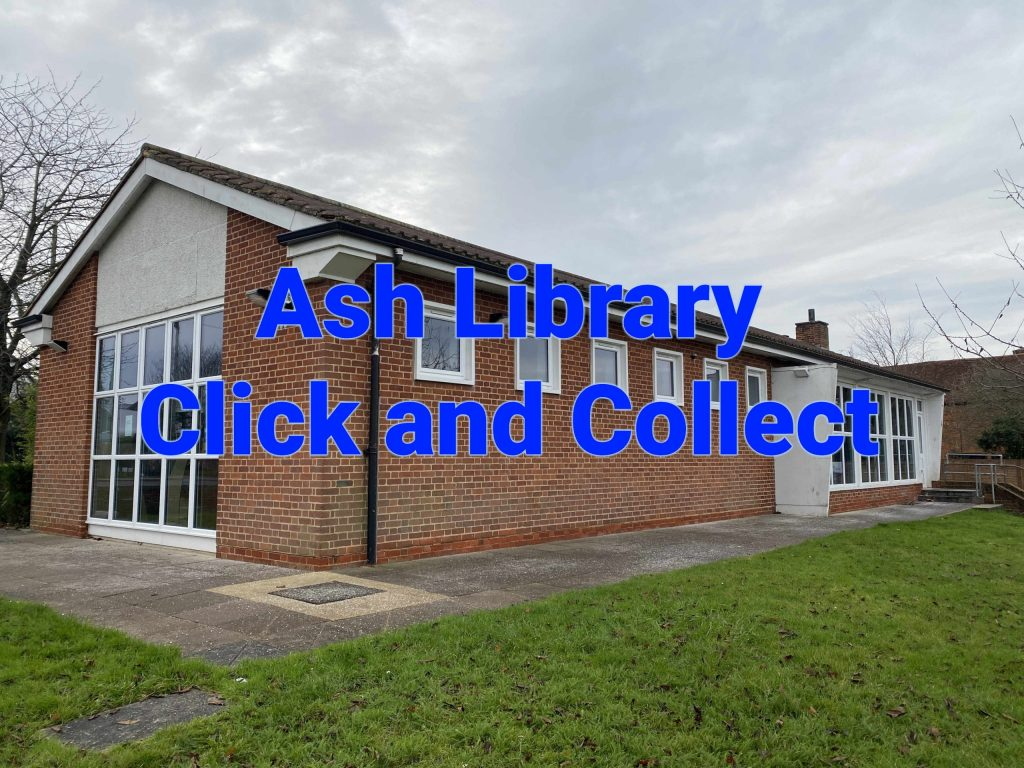 Surrey Libraries Click and Collect