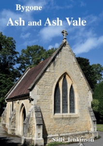 """New book """"Bygone Ash & Ash Vale"""" on sale now"""