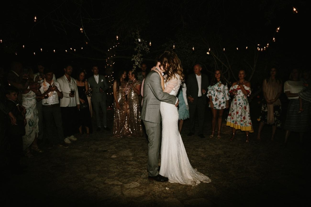 wedding first dance Mallorca