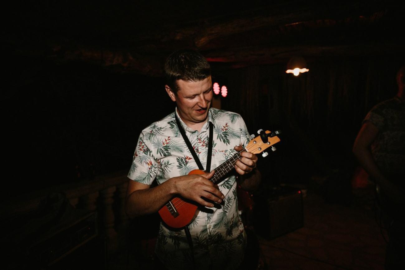 ukulele wedding