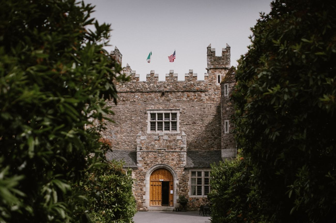 Waterford Castle in Ireland, Wedding Venue