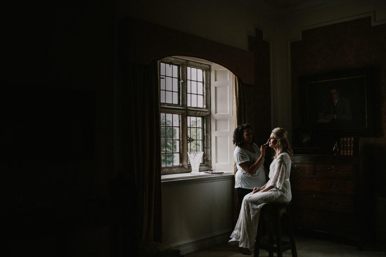 bridal portrait, ireland wedding, ireland weddingphotographer