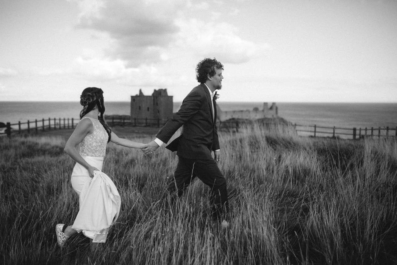 Duntottar Castle elopement