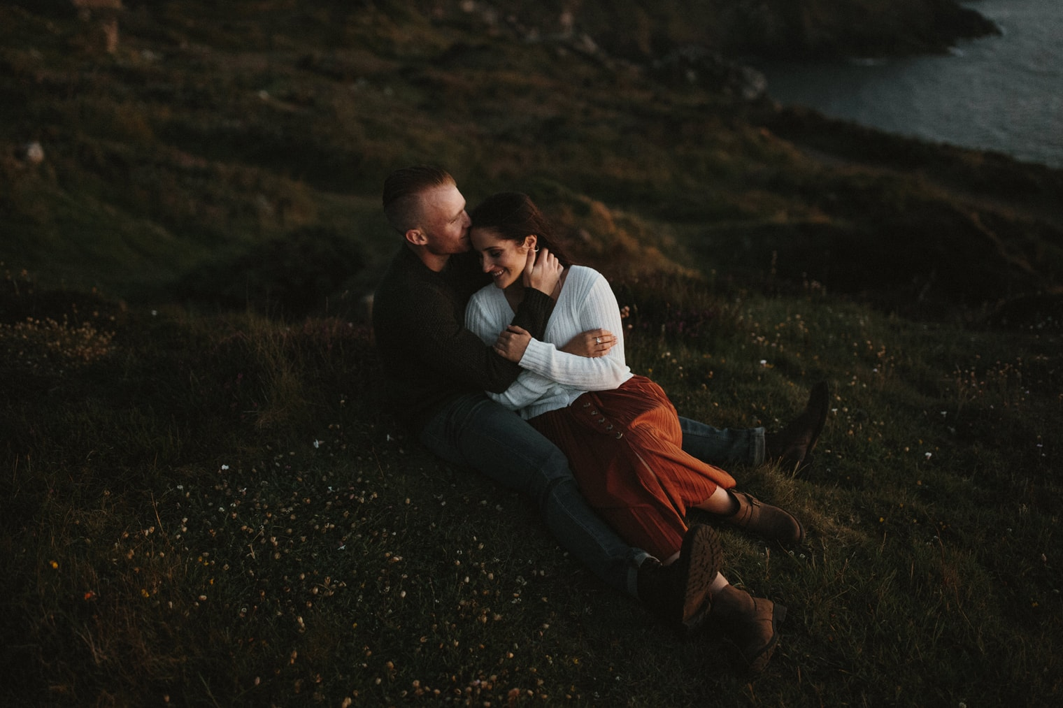 Cornwall Engagement Session- Jo + Brendan117