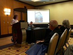 """Mary Anne Trasciatti speaks on """"Engaged Spectatorship at the Site of the 1911 Triangle Shirtwaist Factory Fire"""""""