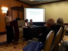 "Courtney Rivard speaks on ""The Smithsonian's September 11th and Hurricane Katrina Disaster Archives"""