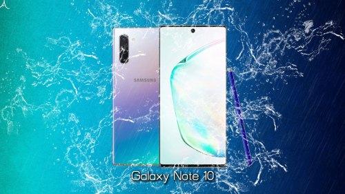 「Galaxy Note 10」の防水性能ってどれぐらい?「IP68」ってどういう意味?