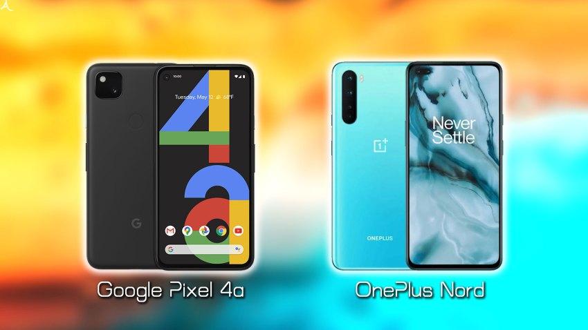 「Google Pixel 4a」vs.「OnePlus Nord」:スペックや違いを比較 日本で買うならどっち?