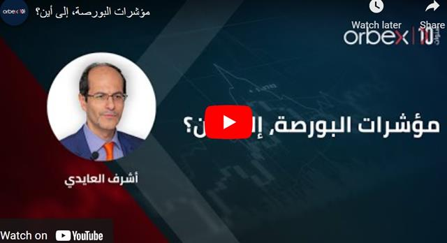 Stock market indices: where?  - Snapshot of video Orbex August 19, 2021 (chart 1)