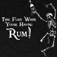 Yo Ho Ho and a Bottle of Rum...