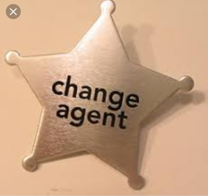 RAISING AGENTS OF TRANSFORMATION by GBILE AKANNI