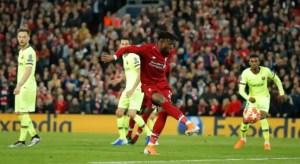 Liverpool Barca '19