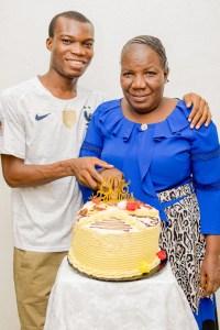 My mum is 60! It's A Diamond Jubilee!