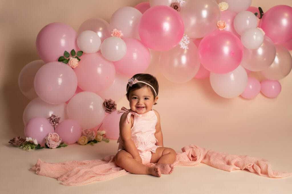 1st birthday session naples florida