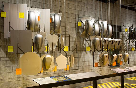 H-D Factory Tour KC