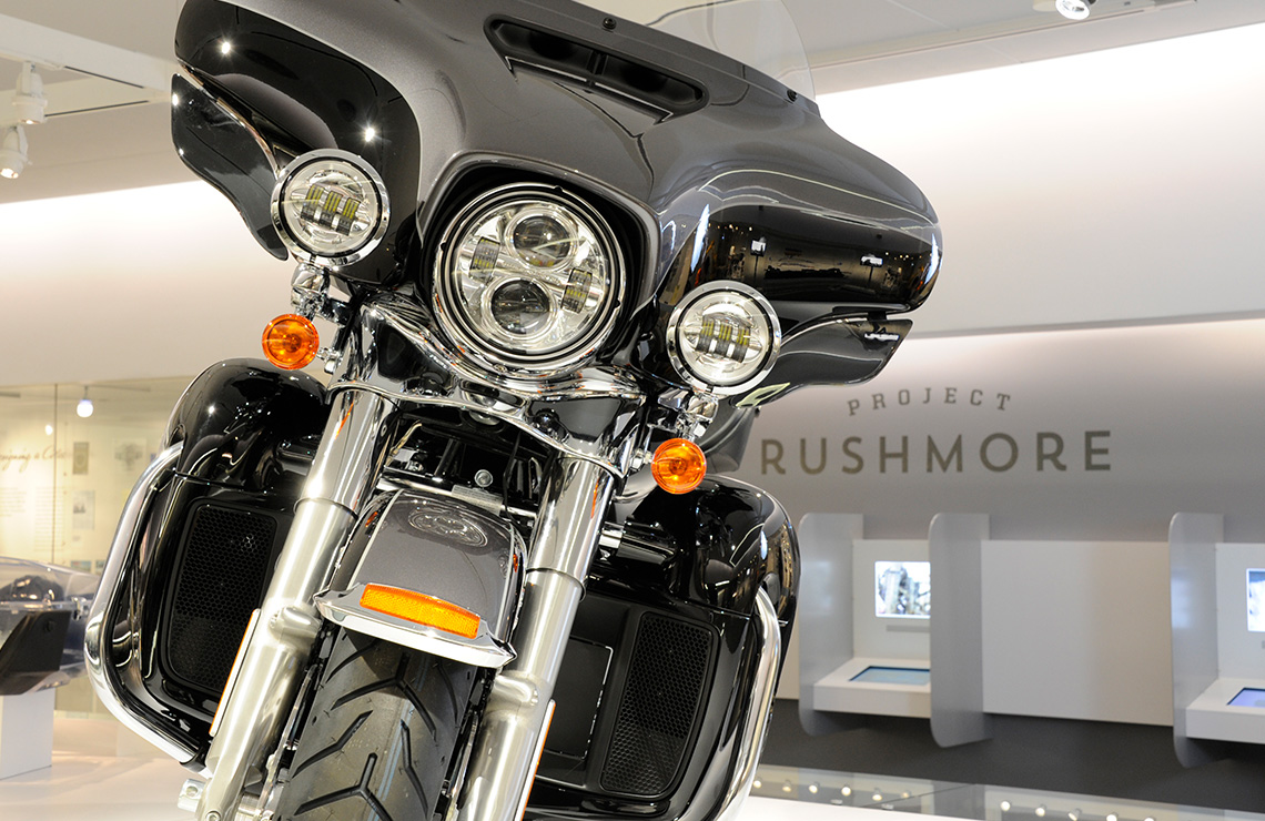H-D Project Rushmore