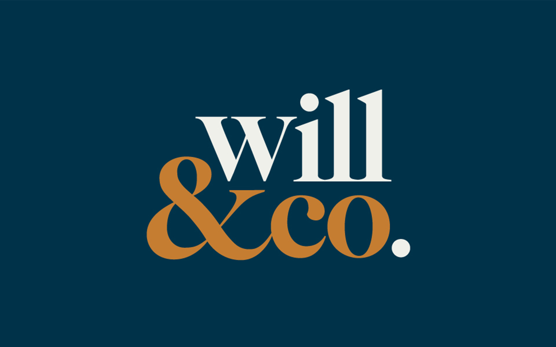 will&co.