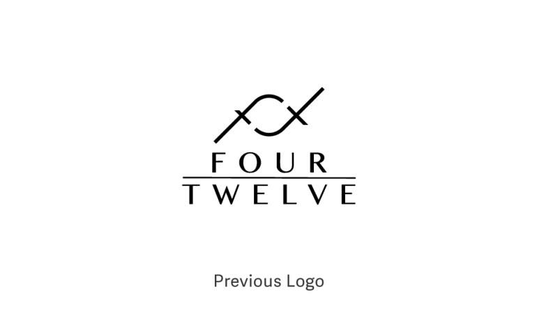 Four Twelve Roofing Previous Logo