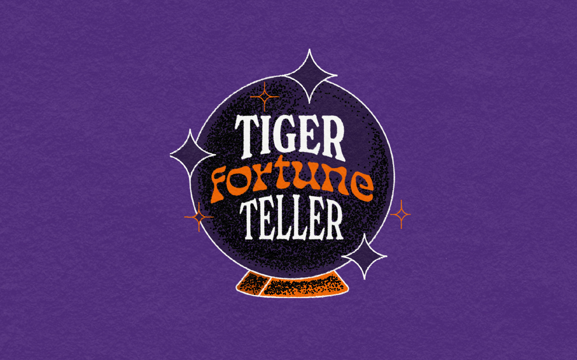 Clemson University Tiger Fortune Teller