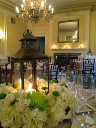 Lantern Centerpiece - Graydon Hall Manor