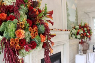 Fall Inspired Altar Pieces