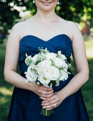 White Summer Bouquet