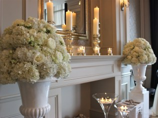 White Altar Pieces