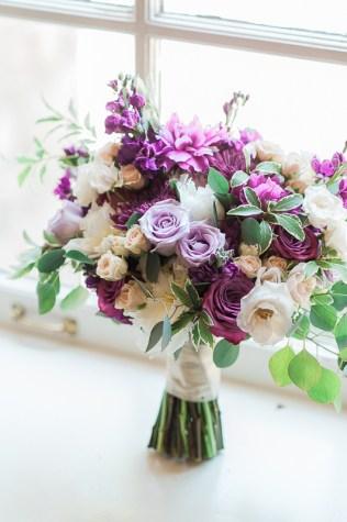 purple-botanical-bouquet