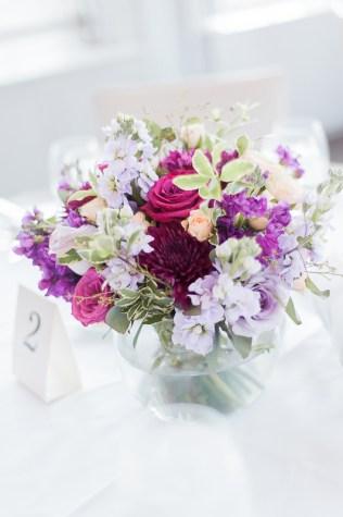 purple-textural-low-centerpiece