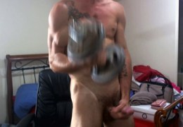 Curling While Jerking