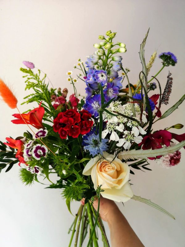 £18 flower bouquet