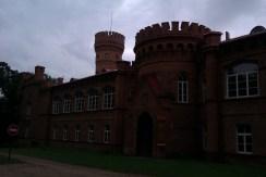 Raudonės pilis