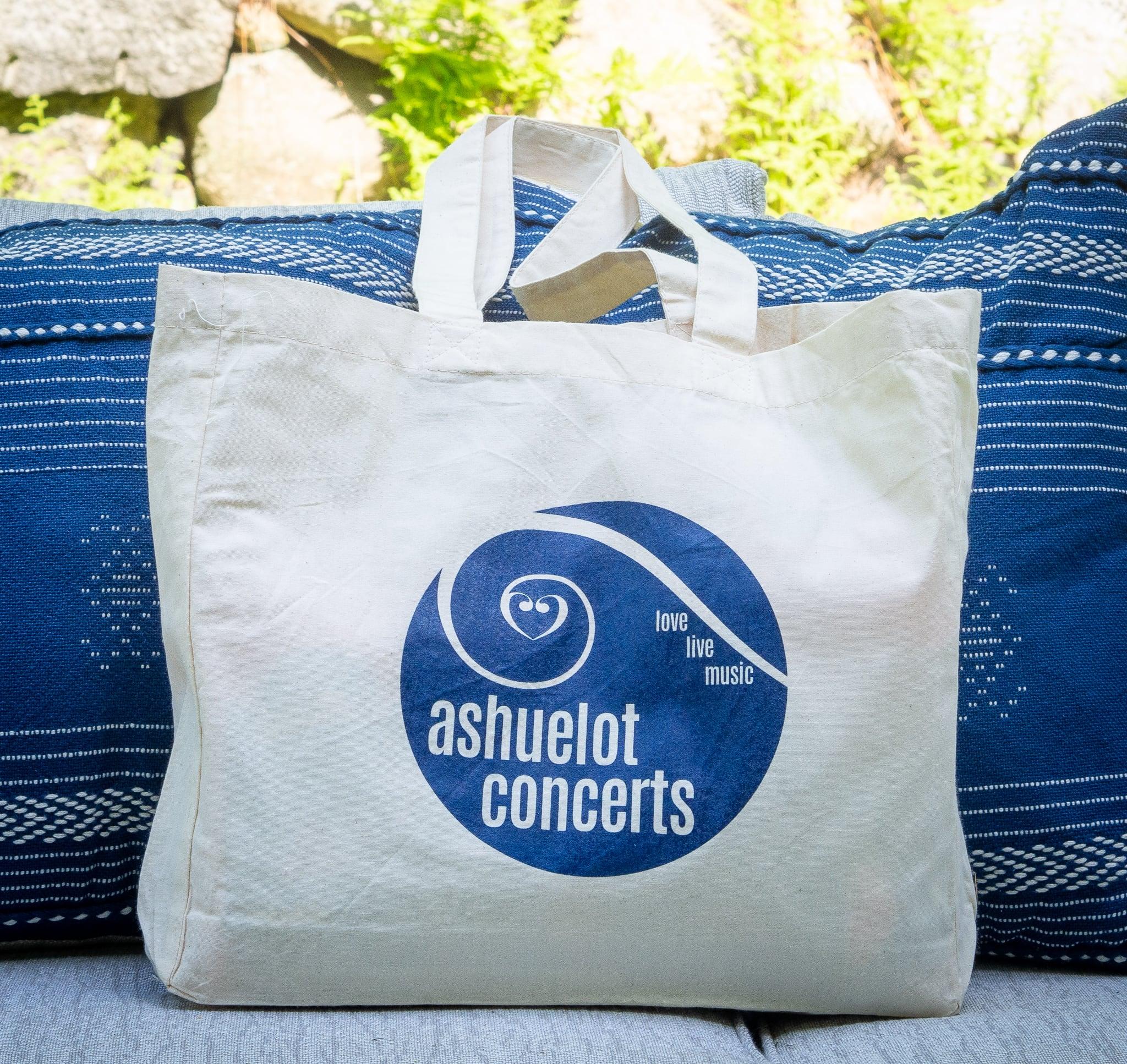 Ashuelot Concerts Tote Bag