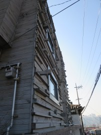 A really cool looking building in Bukchon