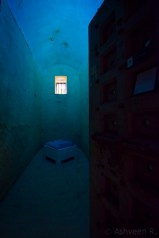 The Old Prison converted to an Art Expo