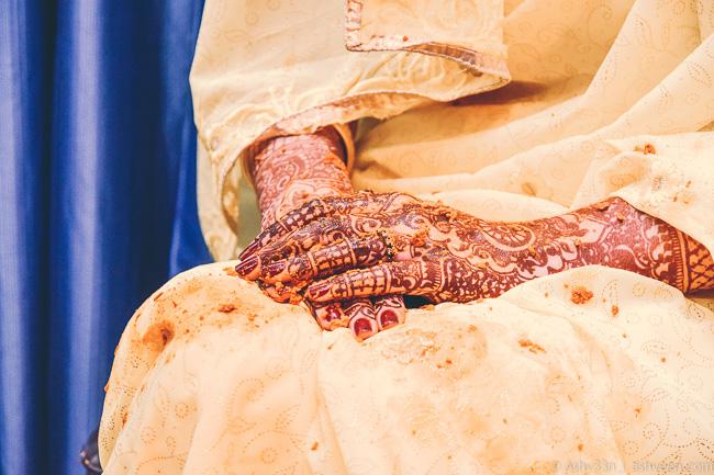 Haldi Ceremony - Yashwant & Penelope